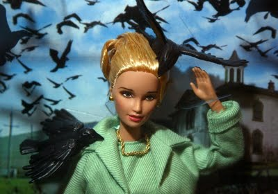 Hitchcock Barbie